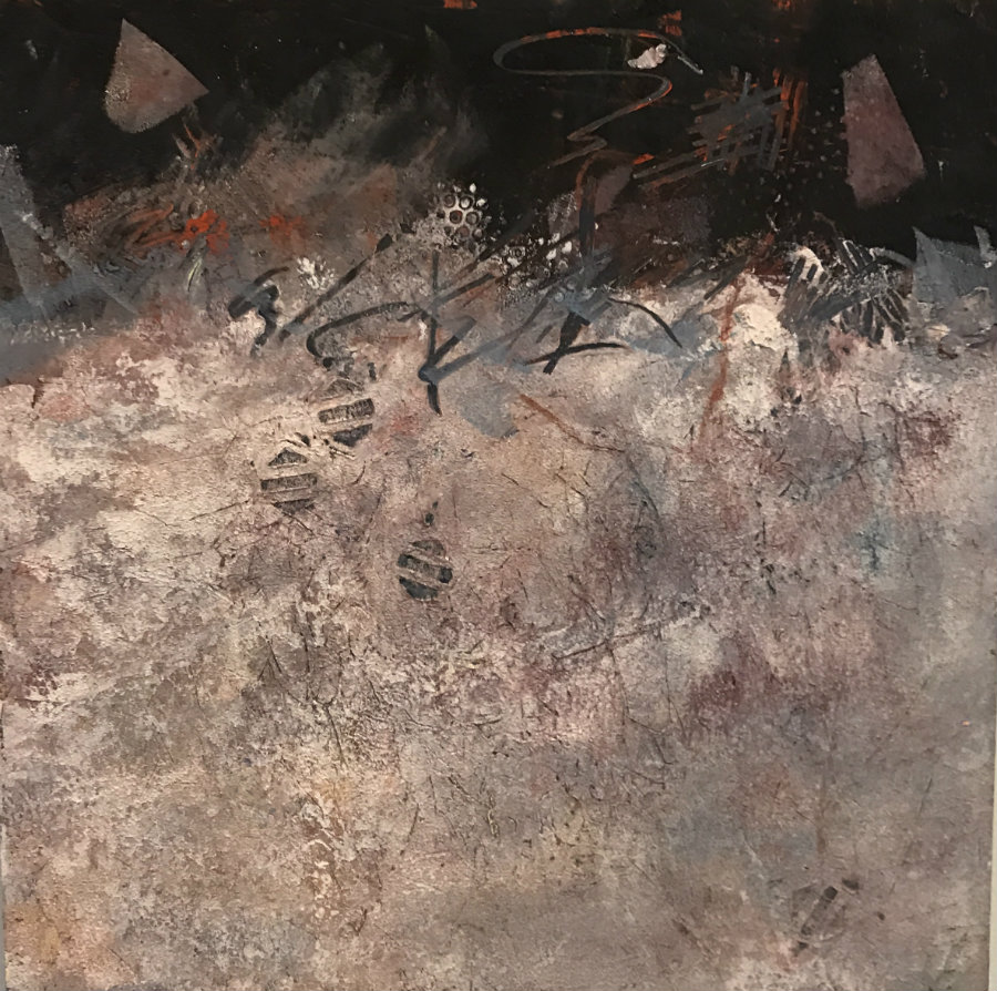 "Betty Brown, ""Landscape, Black & White"""