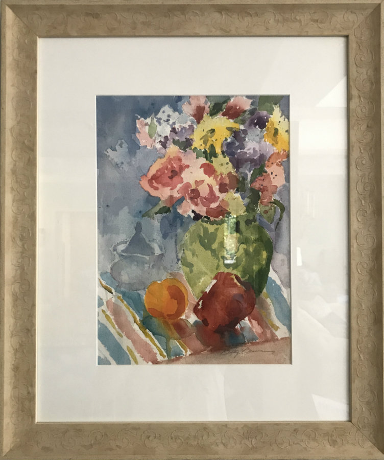 "Betty Brown, ""Sassy's Bouquet"