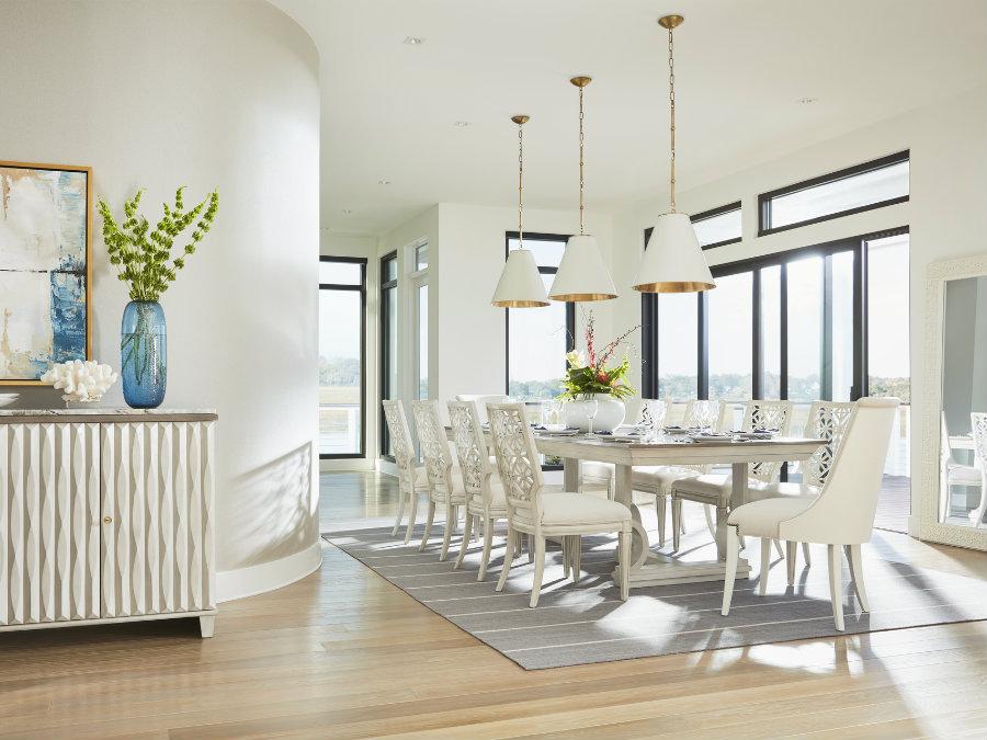 Design Associates Dining Room Design