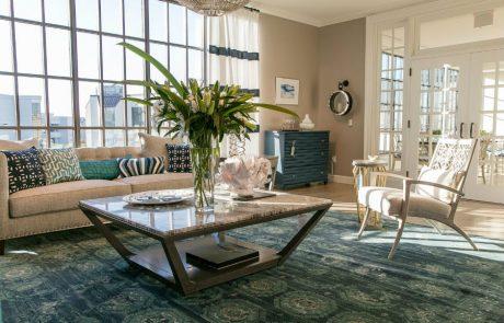 Design Associates Living Room Design