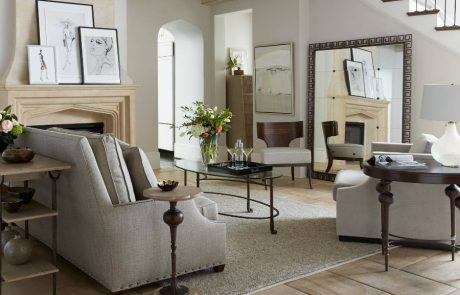 Design Associates Living Room Design